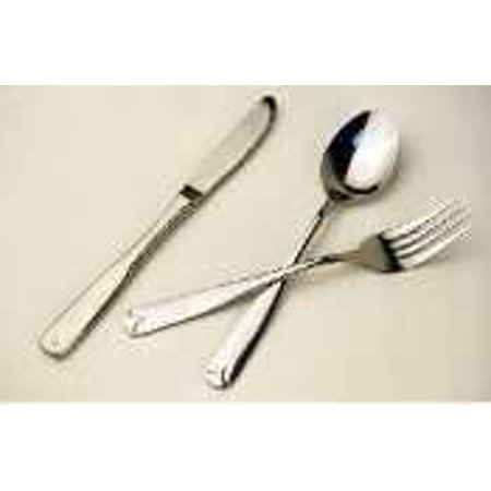 Winco 0010-05 12-Piece Lisa Dinner Fork Set, 18-0 Stainless Steel