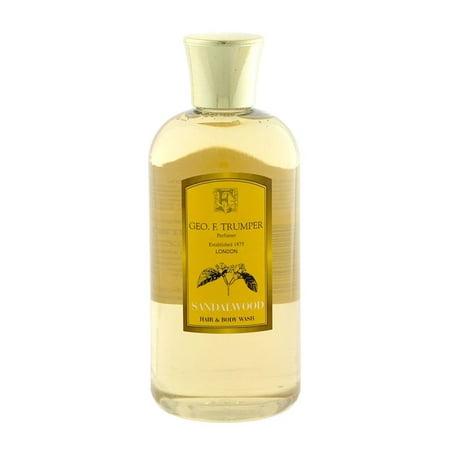 Geo F Trumper Sandalwood Hair and Body Wash, 200ml