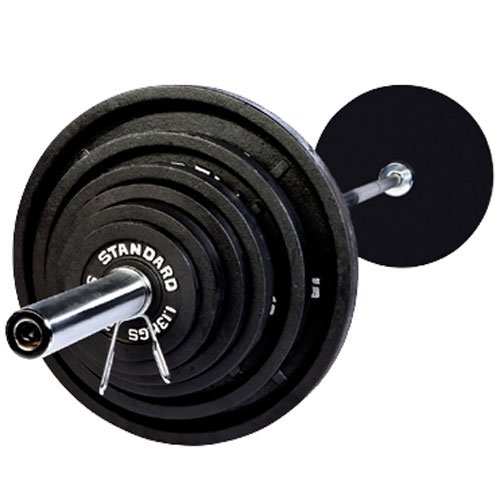 Body Solid Olympic Weight Sets (300 lbs.)