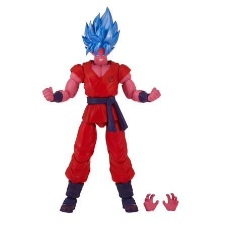 Super Saiyan Blue Kaioken x10 Goku (Super Saiyan Hair)