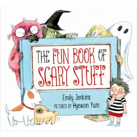 Fun Stuff To Do On Halloween (The Fun Book of Scary Stuff -)