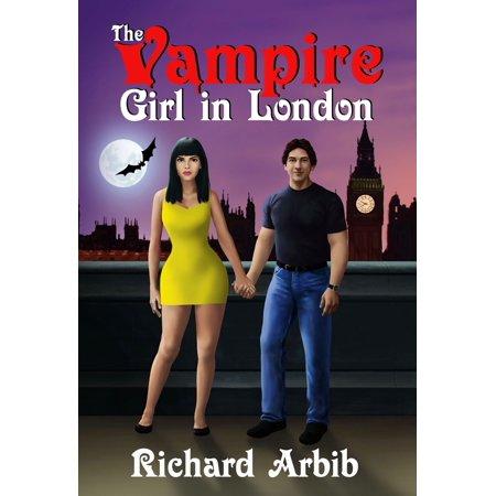 The Vampire Girl in London - - Girl Vampires