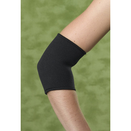 Medline Neoprene Elbow Supports Large, 1 Count
