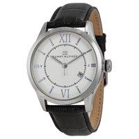 Tommy Hilfiger Mens Huntington Leather Strap Quartz Watch