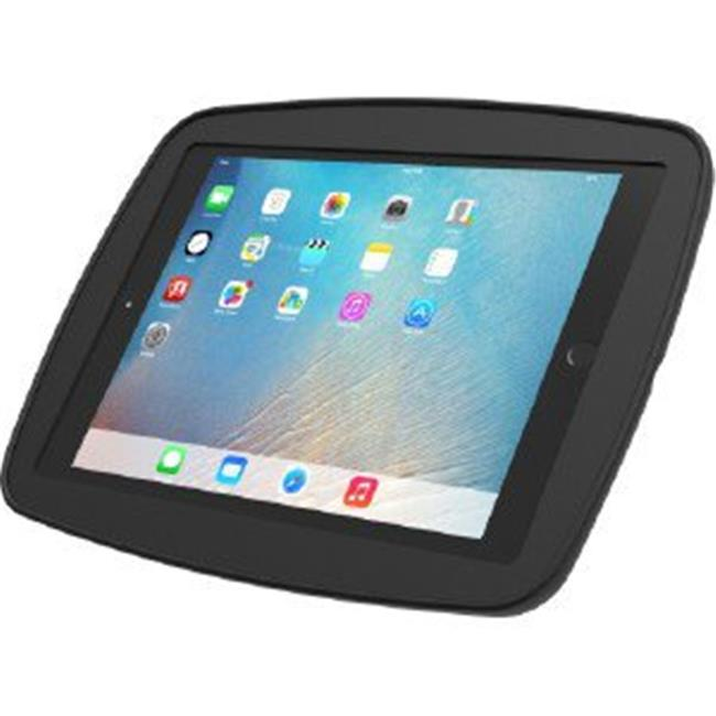 9.7 in. Hyper Space Lockable Enclosure for Ipad Air 1 & 2 with Ipad Pro
