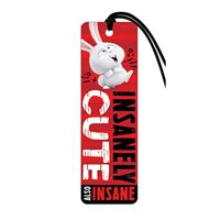 Secret Life Of Pets Bunny Premier Bookmark