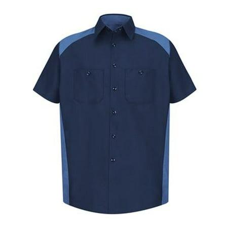 Mens Short Sleeve Motorsports Shirt