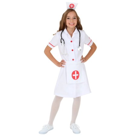 Child Nurse Costume (Children's Nurse Costume Uk)