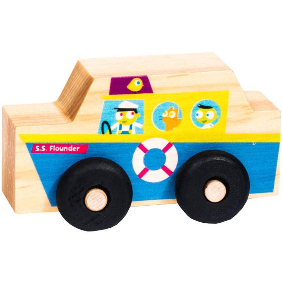 PBS Kids Boat