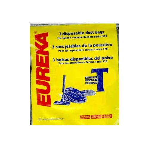 Eureka Type T Disposable Dust Bag