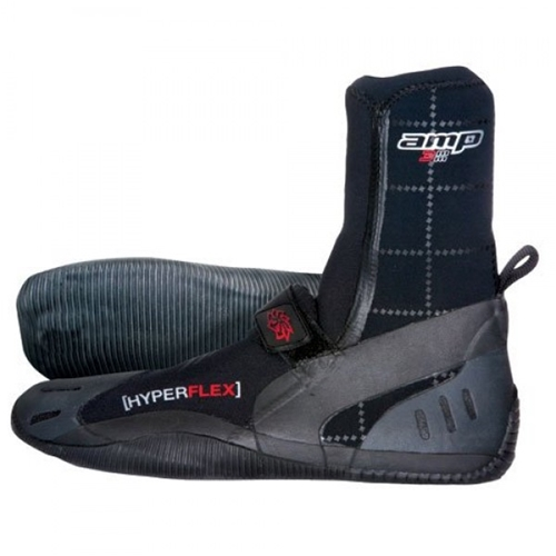 Hyperflex 5mm Amp Round Toe Surf Boot 2014 Model Sale (13)