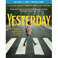 Yesterday (Blu-ray + DVD)