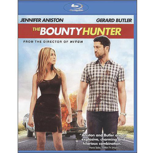 The Bounty Hunter (Blu-ray) (Widescreen)