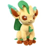 Pokemon XY Evolutions Leafeon 8 Plush