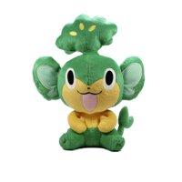 "Pokemon Best Wishes Super DX 12"" Pansage / Yanappu Plush Toy"