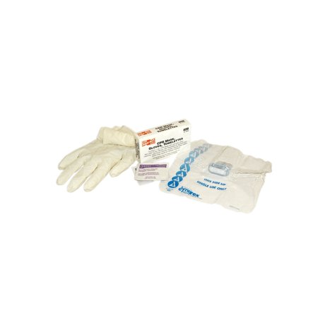 First Aid Masks - First Aid Only Inc 21008 Cpr Mask With Gloves And Wipes, 2 Gloves, 2 Wipes