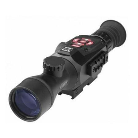 Atn X Sight Ii 3 14X Smart Day Night Riflescope W Hd Video  Wi Fi  Gps  Smartpho