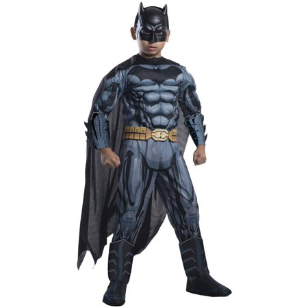 Batman Deluxe Child Halloween Costume](Batman Costumes For Halloween)