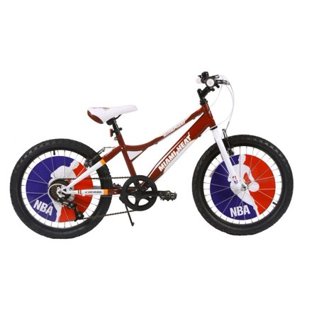 Miami Heat Bicycle mtb kid 20 - Miami Heat Decorations
