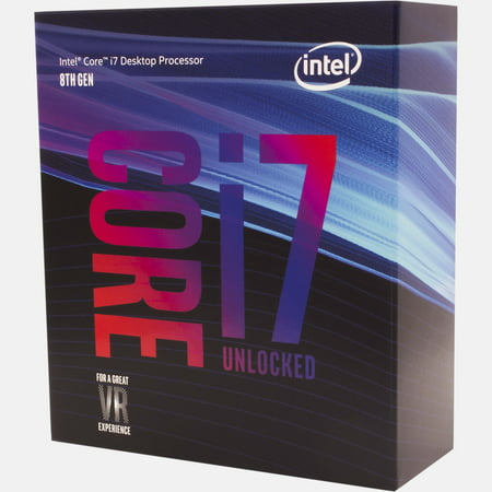 Intel Core i7-8700K 3.7 GHz 6-Core LGA 1151