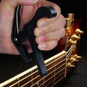 Quick Change Key Guitar Capo For Acoustic Electric Classical Guitar Aluminium Blue/Black/Silver/Dark Blue Opt