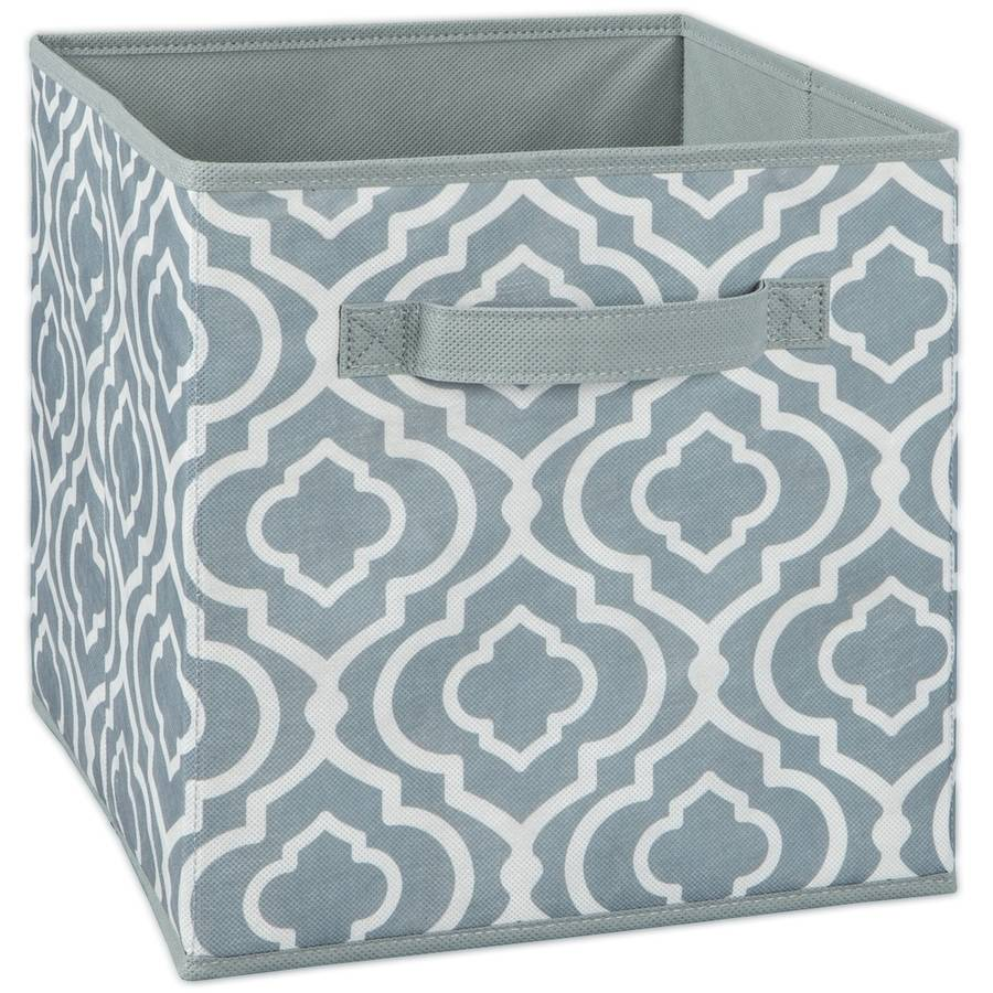 Charmant ClosetMaid Fabric Drawer, Iron Gate Grey