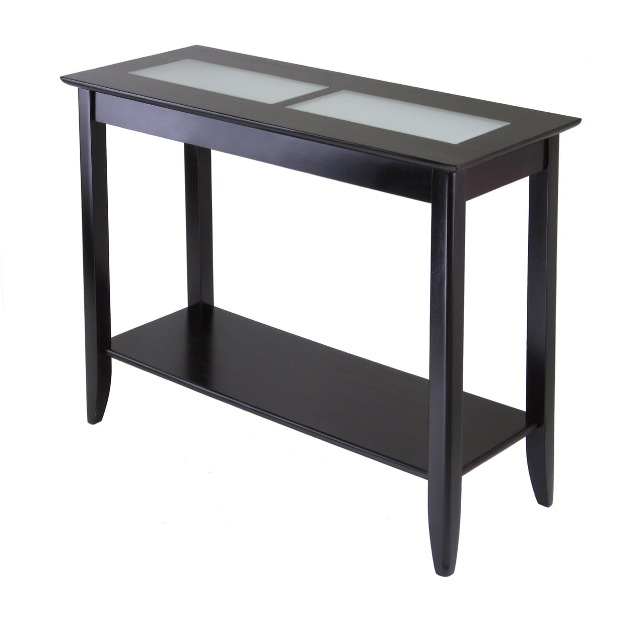 A8760796 01b9 4c8e b1bc f8d116539f3b1f25416acbfbd471ffd34c96744239938eg syrah console table espresso with frosted glass geotapseo Image collections