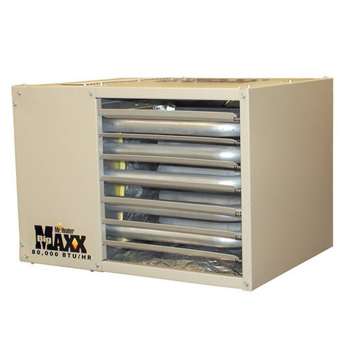 Big Maxx Nat. Gas Unit Heater, 80,000BTU/Hr