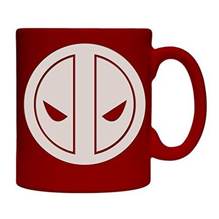 - Mug - Marvel - Deadpool Engraved Coffee Cup Licensed cmg-mu-dp2