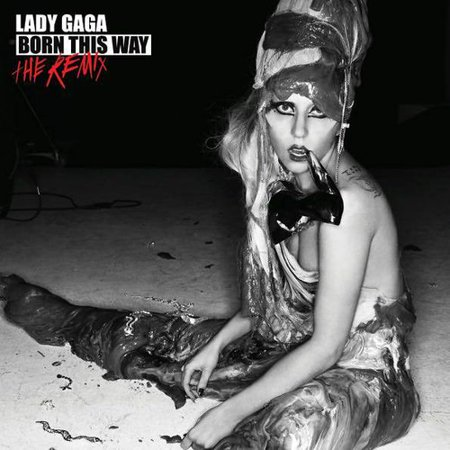 Born This Way - the Remix (CD)