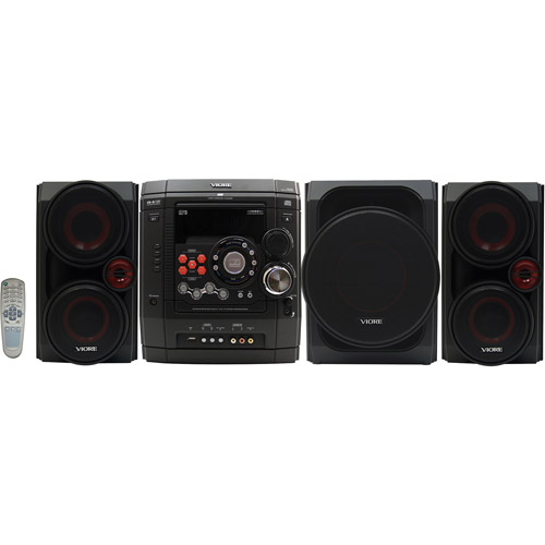 Viore V6481 500w - rms 3 - cd Mini System With Subwoofer