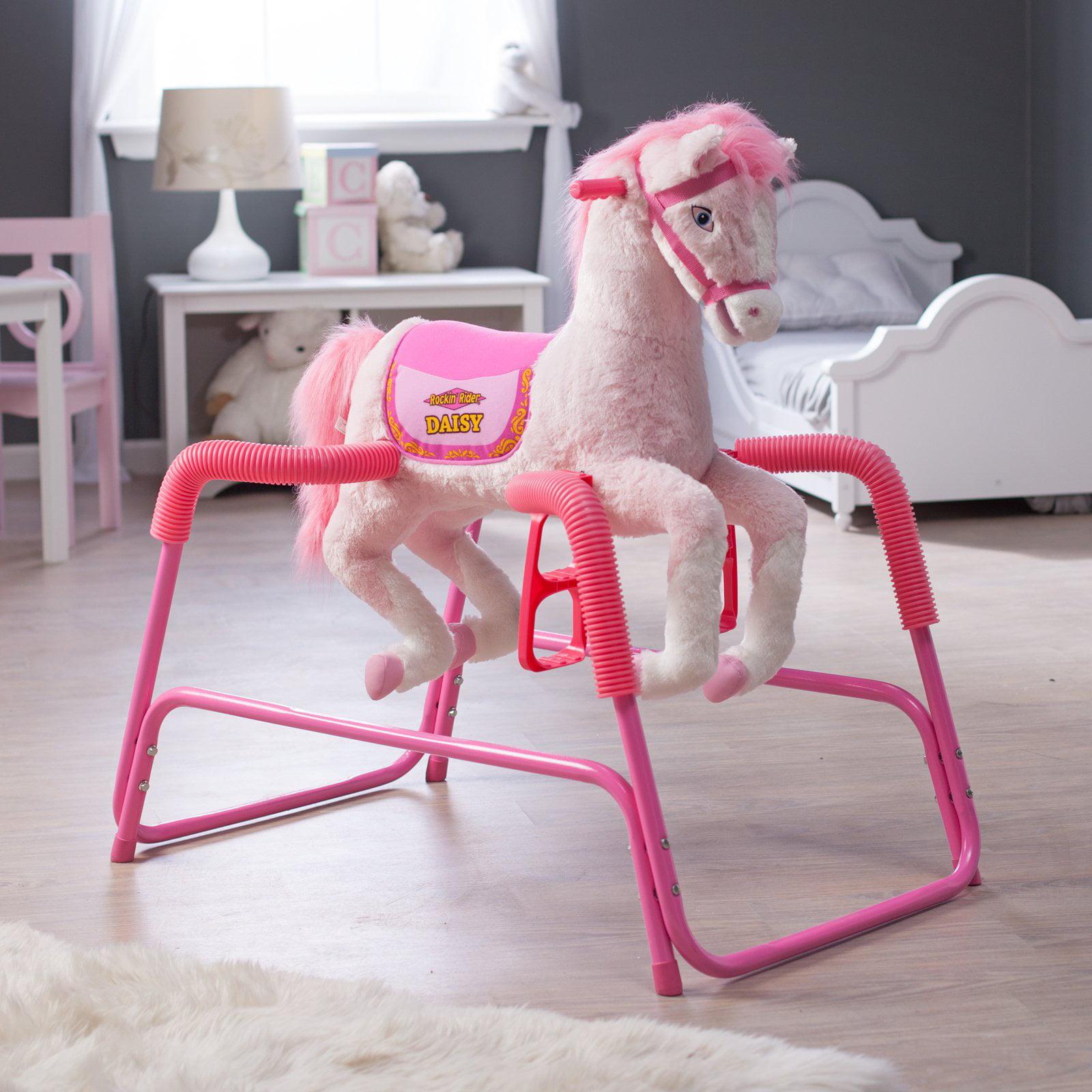 Rockin' Rider Daisy the Talking Spring Horse by Tek Nek Toys International