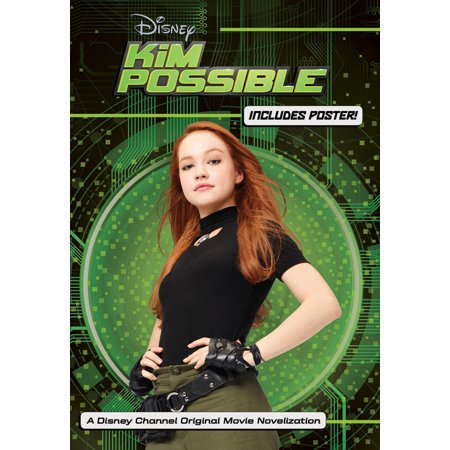 Kim Possible Junior Novel - Kim Possible As A Baby