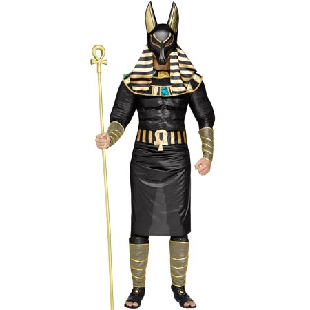 Anubis the Egyptian God Men's Adult Halloween Costume