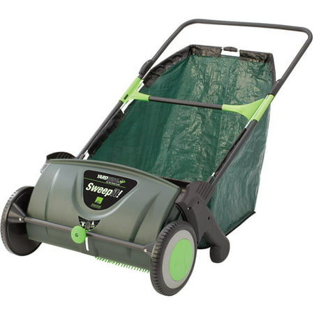 Yardwise 23630-YW Sweep It 21-Inch Wide Push Lawn Sweeper