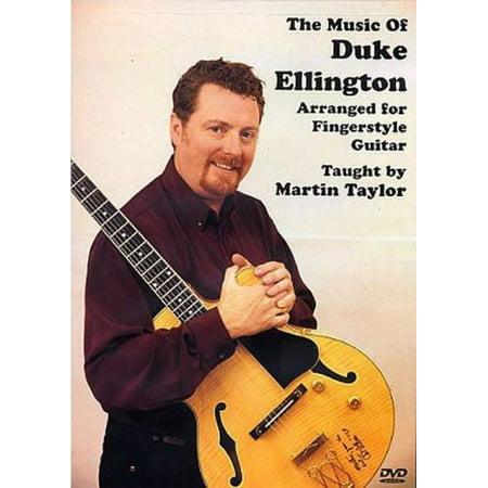 Music Of Duke Ellington Arranged For Fingerstyle Guitar