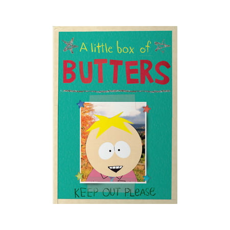South Park: A Little Box of Butters (DVD)](South Park Episodes Halloween)