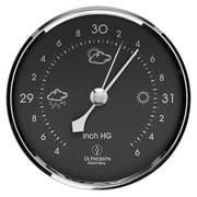 Precision Barometer 3.25 inch Gray Scale