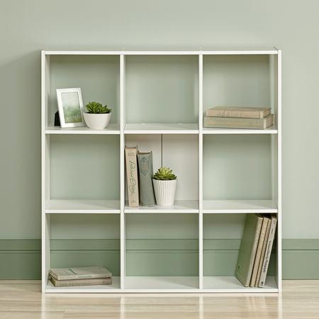 Sauder Organizer Bookcase, Soft White - Sauder Organizer Bookcase, Soft White - Walmart.com
