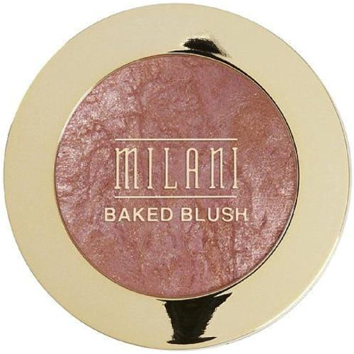 Milani Baked Powder Blush, Berry Amore [03] 0.12 oz (Pack of 2)