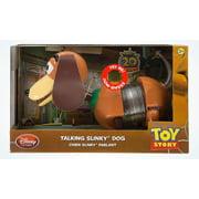 Disney Store 20th Toy Story Pixar Talking Slinky Dog New with Box