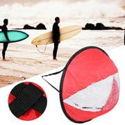 Mgaxyff Polyester Taffeta Canoe Wind Sail, Canoe Sailing, For Outdoor Fun Water Sports
