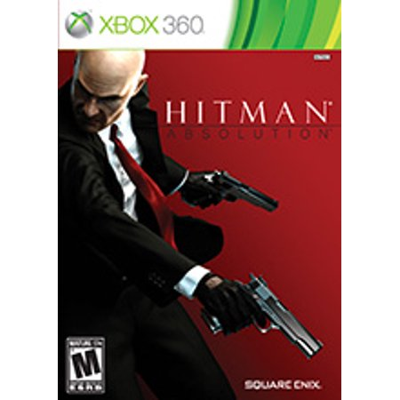 Hitman Absolution- Xbox 360 (Refurbished) (Hitman Original Xbox)
