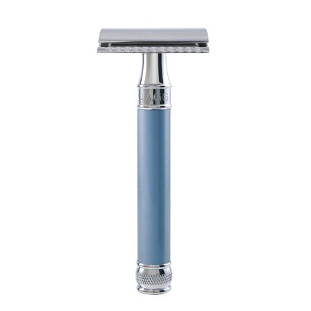 Edwin Jagger DE Safety Razor, 'Extra Long' Handle, (Best Edwin Jagger Safety Razor)