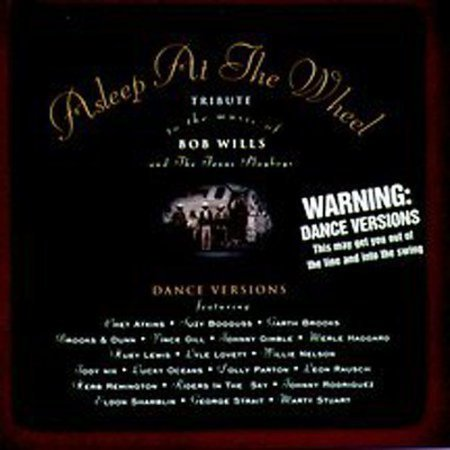 Tribute To Bob Wills (remix) (CD) - Halloween Remix Dance Music