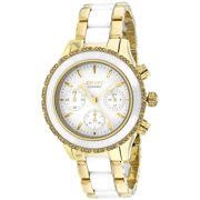 Women's Chambers Watch Quartz Mineral Crystal NY8830
