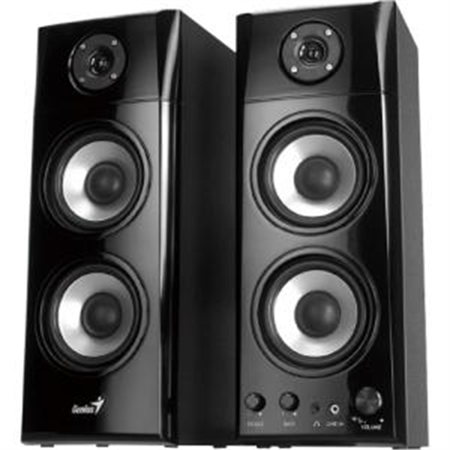 Genius SP-HF1800A 2.0 Speaker System - Black 31730936100