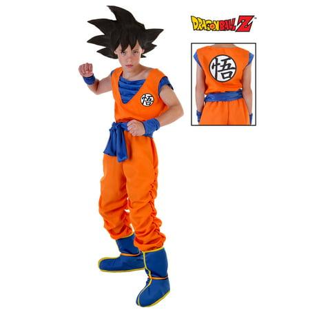 Child Goku Costume (Goku Costume Adults)