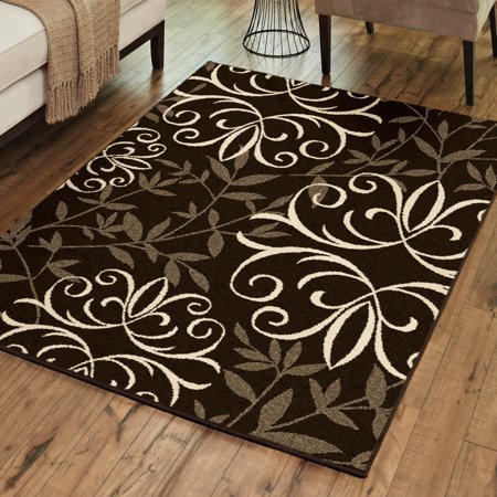Better homes and gardens iron fleur area rug or runner - Better homes and gardens iron fleur area rug ...