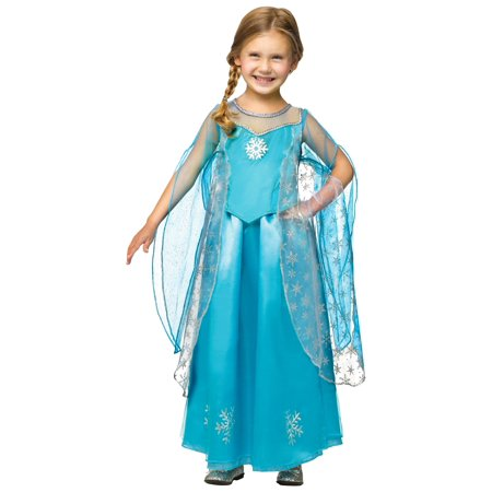 Child Ice Queen Costume by FunWorld 114581 - Ice Queen Costumes